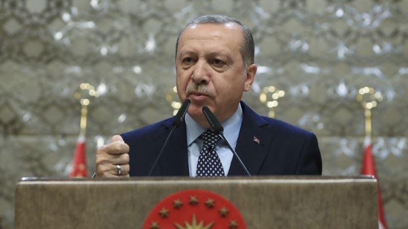 """Erdoğan: """"Türkiye ABD İlişkileri Darbe Yemiştir"""""""