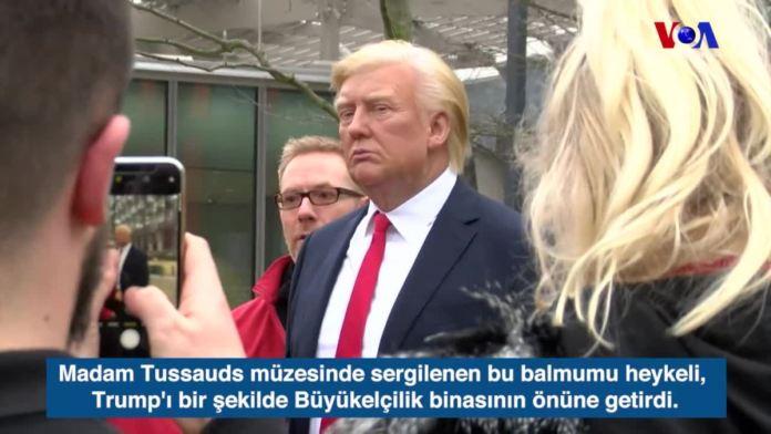 Trump İngiltere Ziyaretini İptal Etti