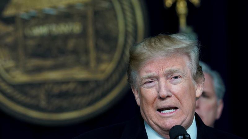 Yönetimdeki İsimlerden Trump'a Destek