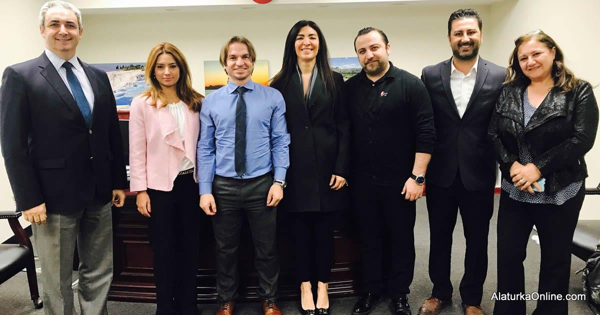 WATCH-US Türk-Amerikan Ticaret Odası 'nda Yeni Başkan Ahmet Önerbay