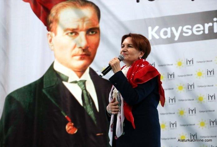 Meral Aksener Ataturk