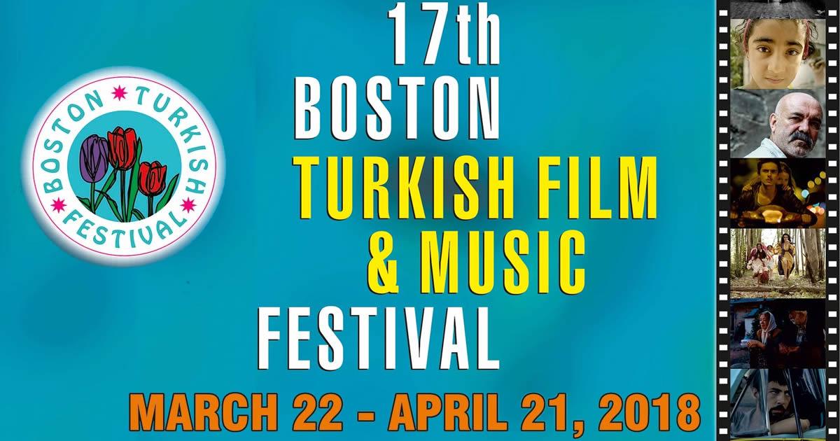 17. Boston Türk Film Festivali Başlıyor