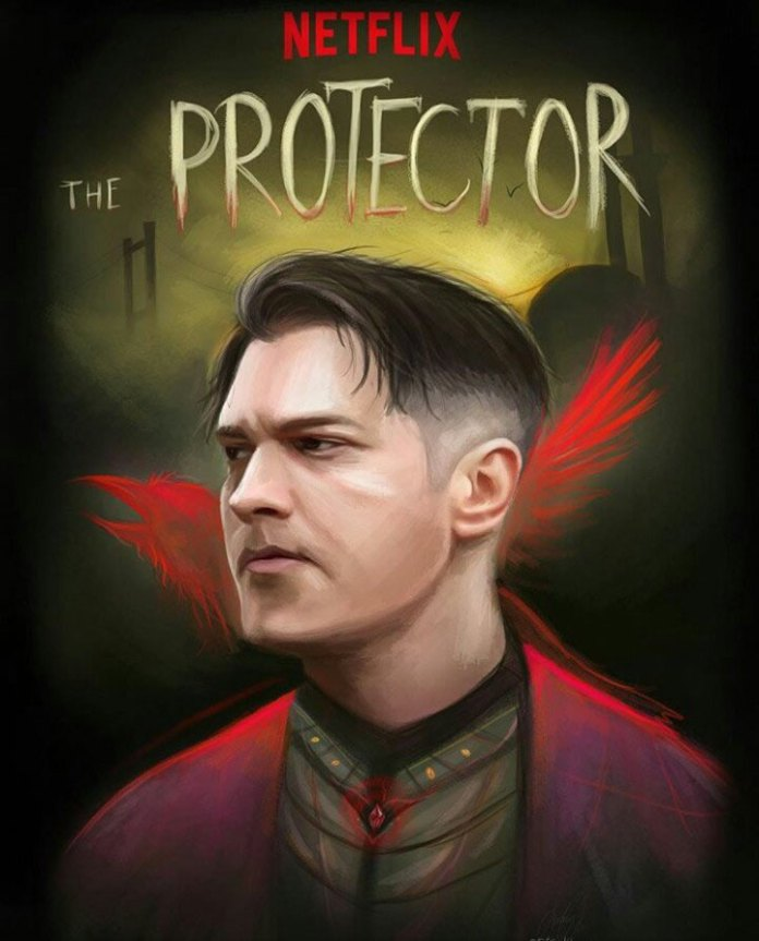 Cagatay Ulusoy Protector Koruyucu Netflix