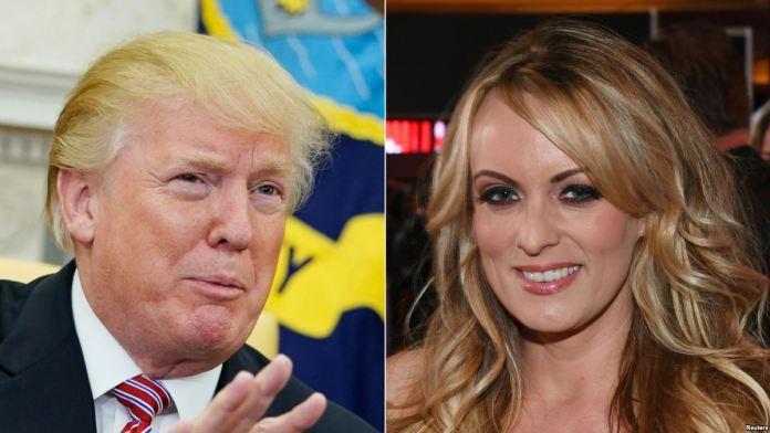 Porno Oyuncusu Trump'la İlişkisini Anlatmak İçin Yeni Öneri Sundu
