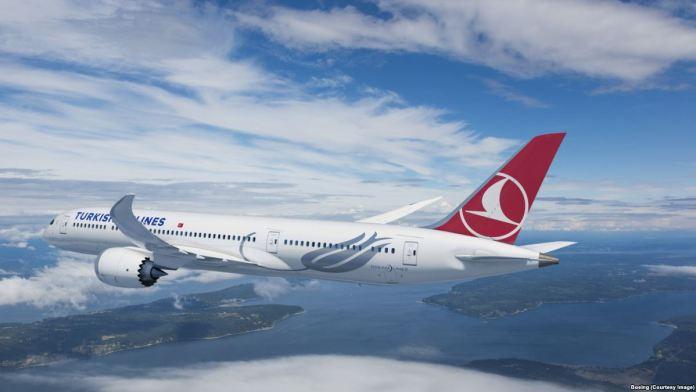 THY Boeing'le 7 Milyar Dolarlık Anlaşma İmzaladı