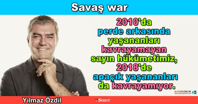 Sawas Var - Yilmaz Ozdil