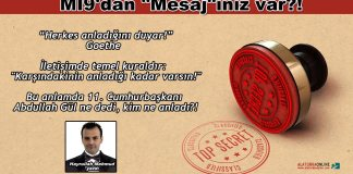 MI9 Mesaj Var - Hayrullah Mahmud