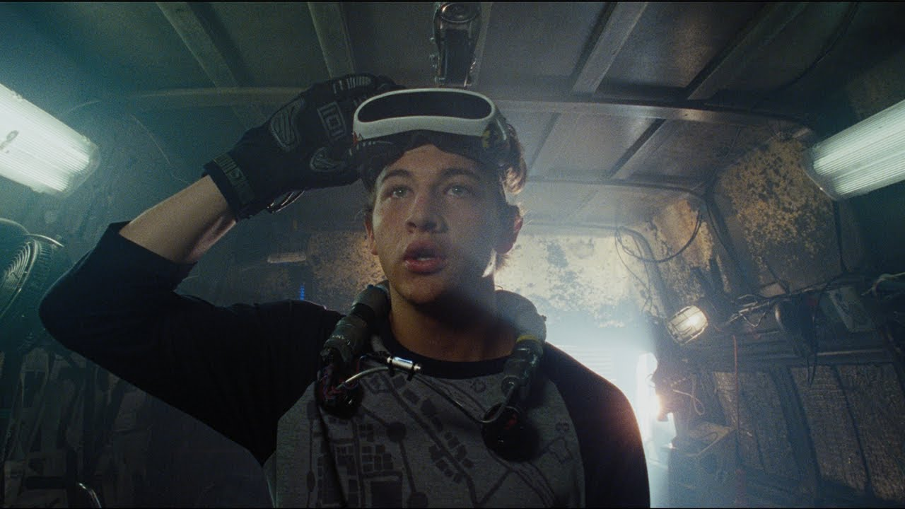 Spielberg Yeni Filmiyle İzleyicileri Geleceğe Taşıyor