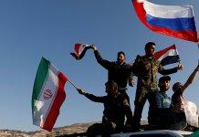 Şam'da hayat normal; Suriye halkı Trump'la alay ediyor