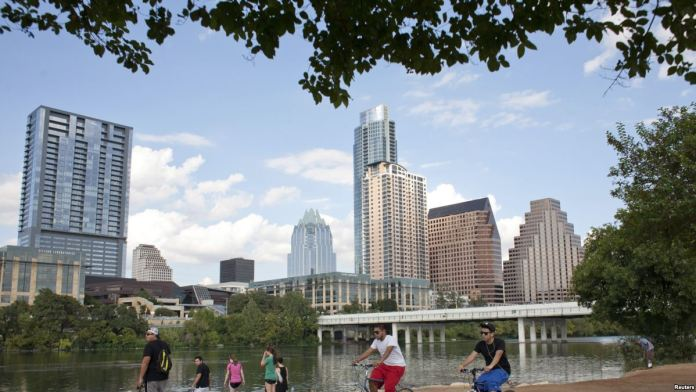 Teksas Amerika'nın En Hızlı Büyüyen Eyaleti