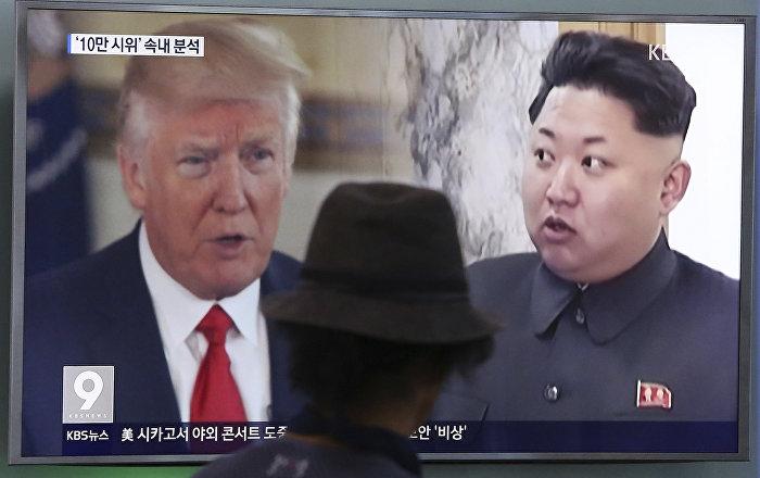 Trump: Verimli geçmezse, Kim'le görüşmeyi terk ederim