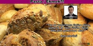 Pasta Ekmek - Hayrullah Mahmud