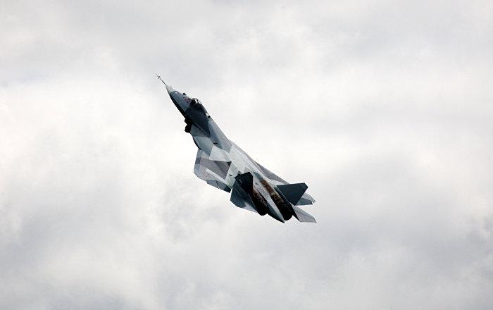 'Ankara F-35'lerin yerine Rus Su-57 uçaklarını satın alacağını şimdilik doğrulamıyor'