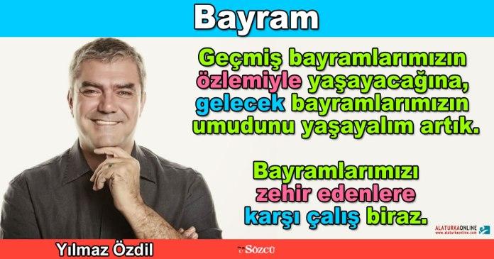 Bayram - Yilmaz Ozdil