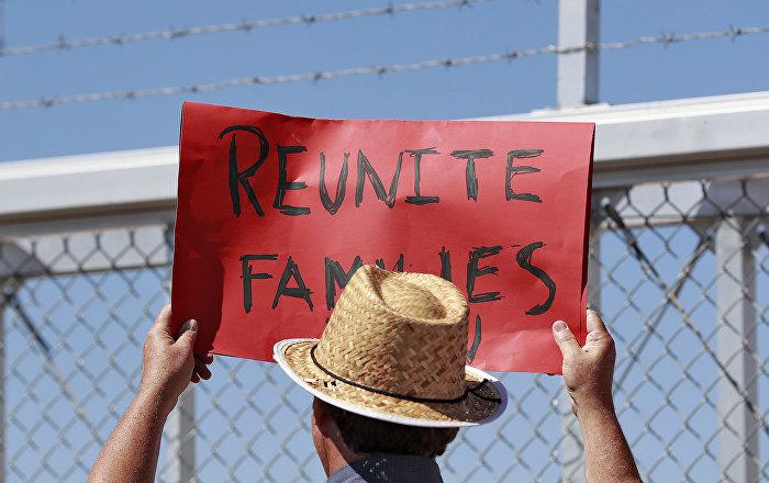 ABD'de 17 eyalet göçmen çocukların ebeveynlerinden ayrılmasına karşı Trump yönetimine dava açtı
