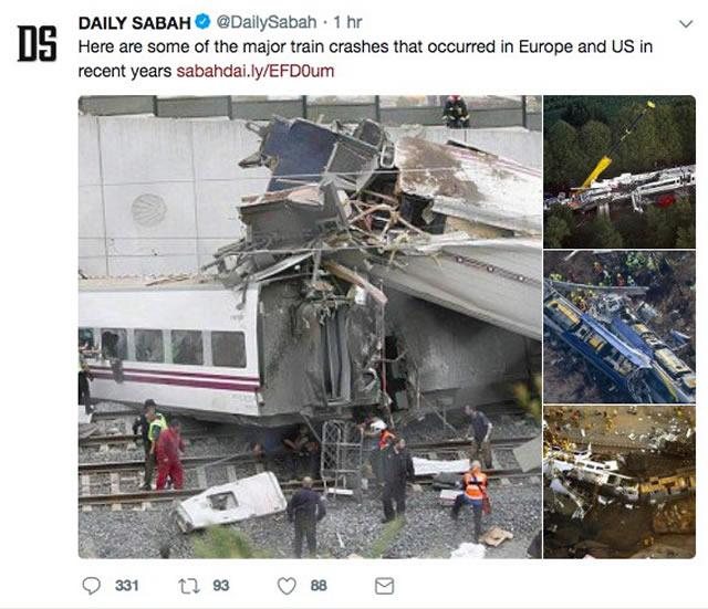 Daily Sabah Yandas Medya Iktidar yalakaligi yaparken