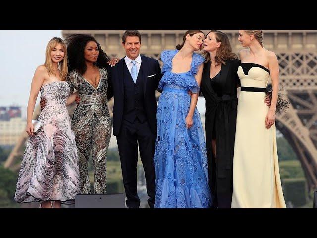 Görevimiz Tehlike – Yansımalar (Mission: Impossible – Fallout) filmi Paris Galası Yapıldı