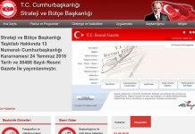 Cumhurbaskanligi Strateji ve Butce Ataturk