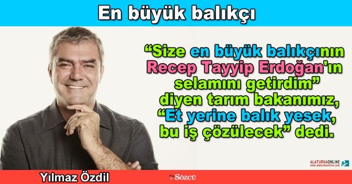 En Buyuk Balikci - Yilmaz Ozdil