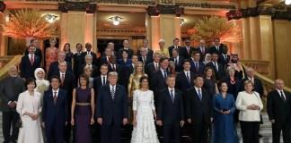 G-20 Aile Fotografi (1)