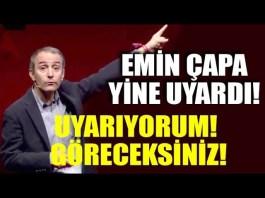 Ekonomist Emin Çapa bastıra bastıra uyardı! Bakın, söylüyorum göreceksiniz!