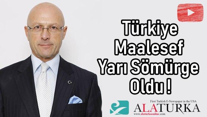 Erol Mutercimler Turkiye Malesef Yari Somurge Oldu
