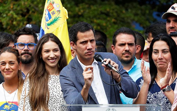 Venezüella muhalefet lideri Guaido, New York Times'a makale yazdı: Maduro'ya cevabımız, ABD desteğini pekiştirmek