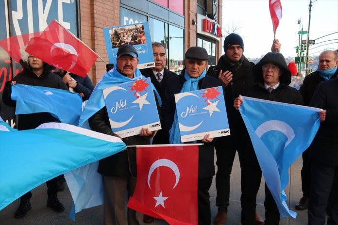 New York Dogu Turkistan Protestosu (2)