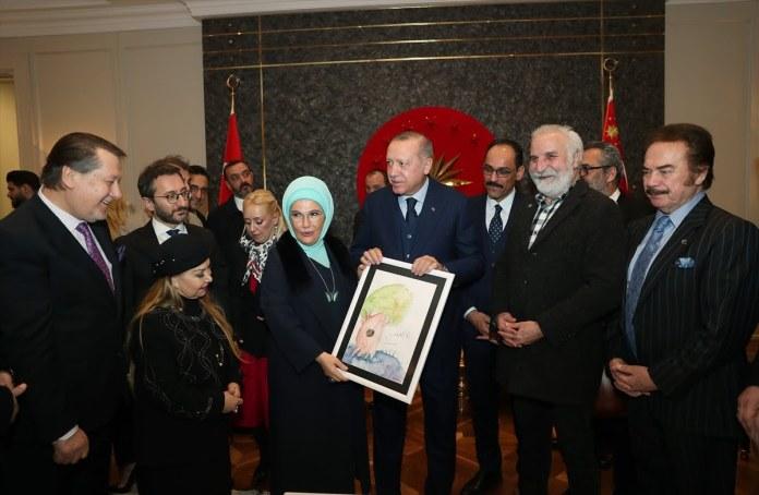 Erdogan 65 Yas Kutlamasi (1)