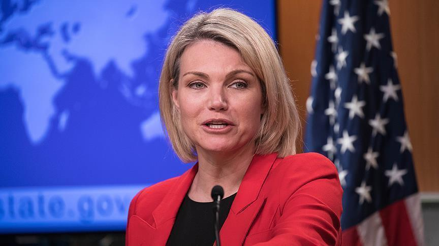 Heather Nauert withdraws from consideration as UN envoy