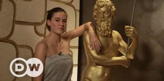Almanya'nın çıplak sauna kültürü