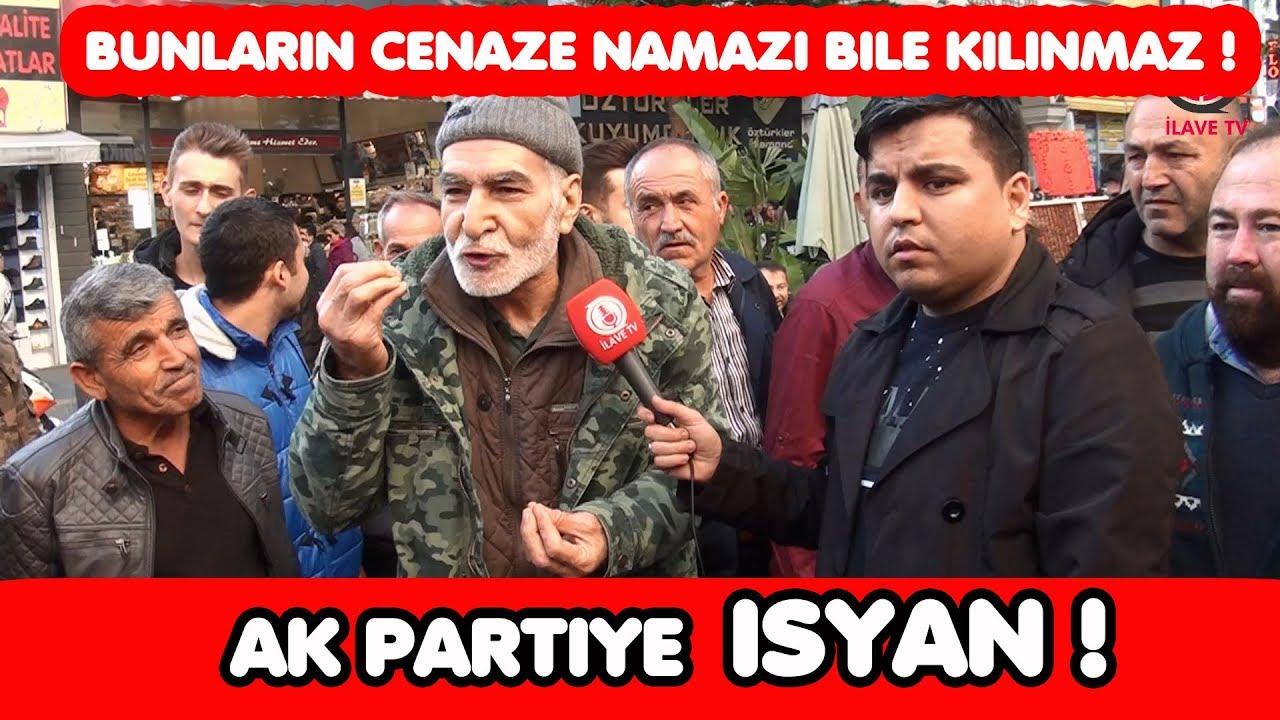 AK Partiye İsyan! (Sonuna Kadar İzleyin)