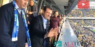 Ekrem Immamoglu Fenerbahce Galatasaray Maci
