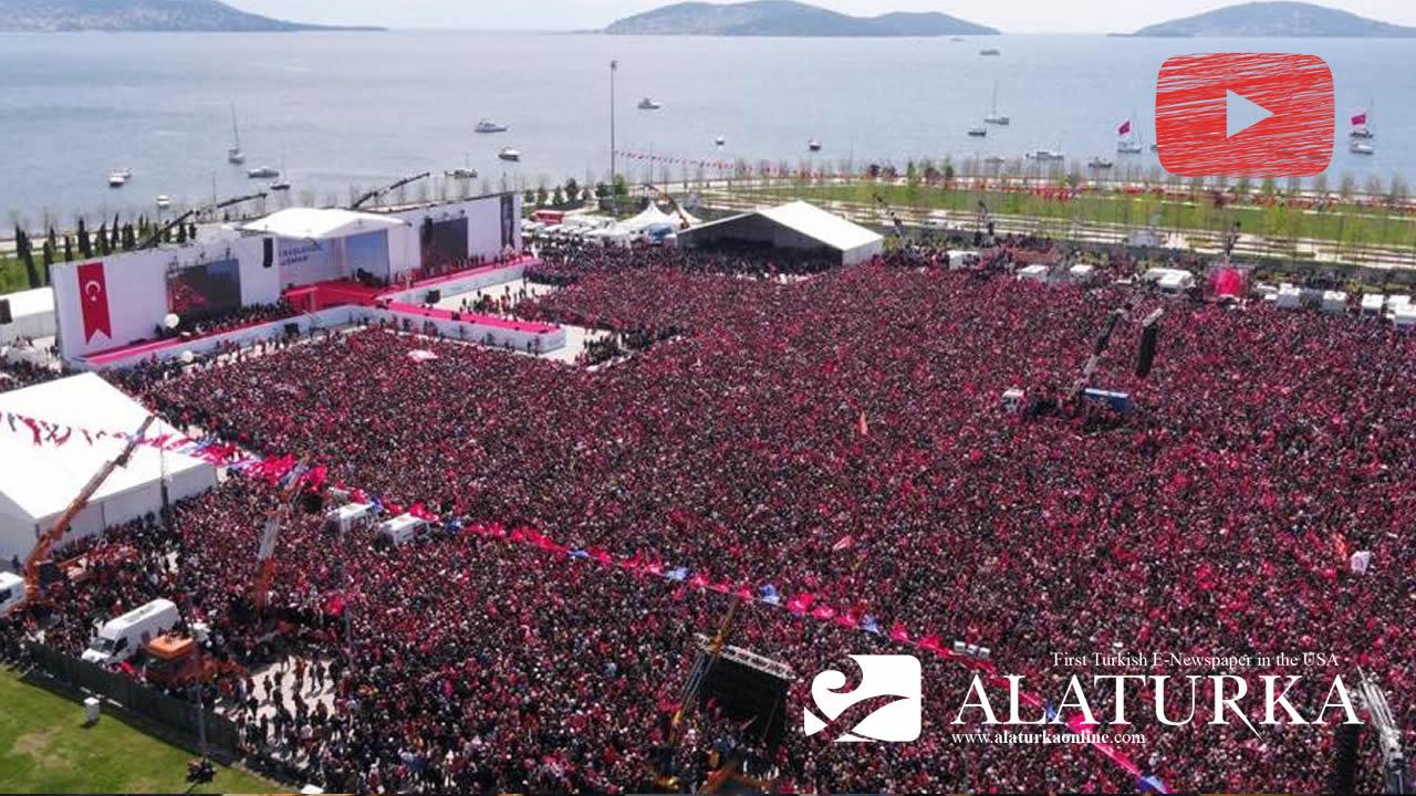 """İşte Gölgelenmek istenen """"İstanbul'a Yeni Bir Başlangıç Buluşması"""""""