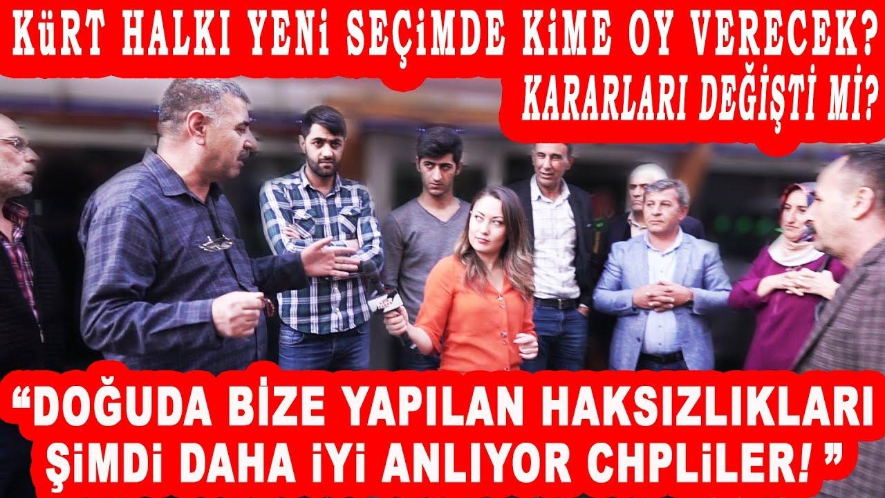 İstanbul'da Yaşayan Kürtler Yeni Seçimde Kime Oy Verecek? (ESENYURT 1.BÖLÜM)