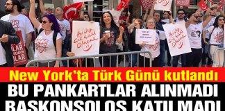New York Turk Gunu Kutlamalari