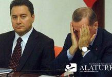 Ali Babacan Recep Tayyip Erdogan