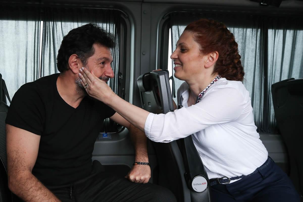 Turkish banker arrives in Istanbul after US jail release