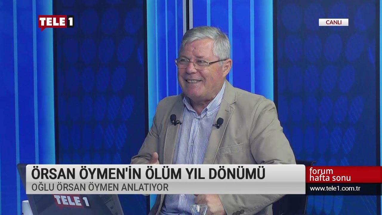 Örsan Öymen'den bugüne Türk basını – Forum Hafta Sonu (21 Temmuz 2019)