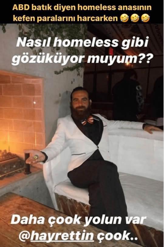 Hayrettin Videosundaki Turk Mehmet Dorukcan Eksioglu