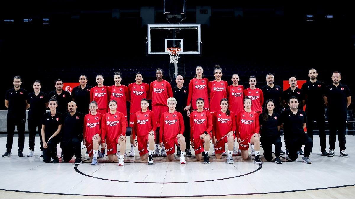 A Milli Kadın Basketbol Takımı'nın EuroBasket 2021 serüveni başlıyor!