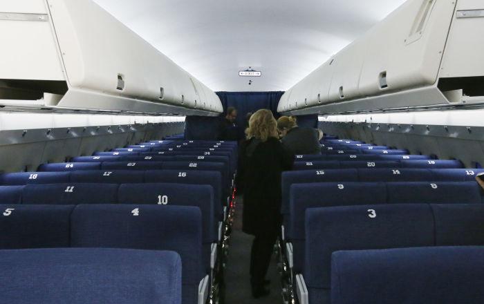 ABD'li havayolu şirketinde ırkçılık tartışması: Genç kızın yanına 'siyah' diye oturmadı