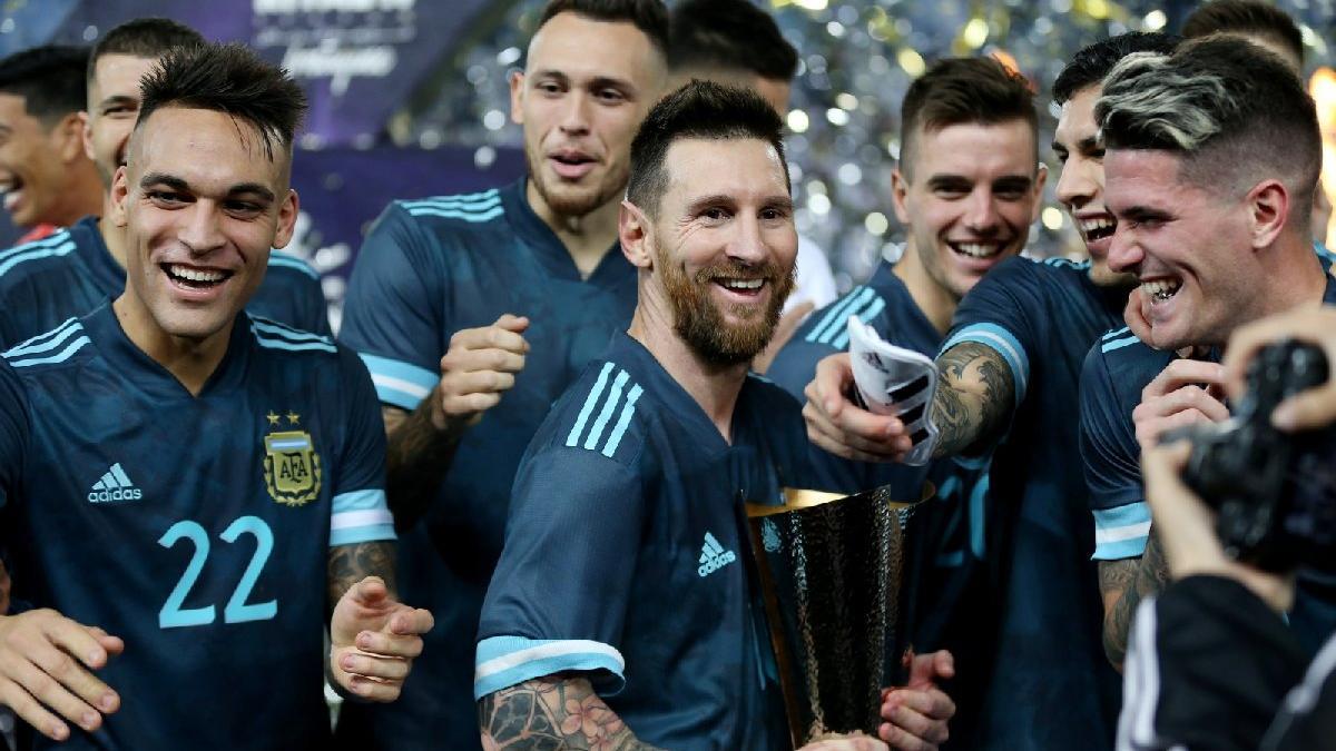 MAÇ SONUCU | Brezilya 0-1 Arjantin