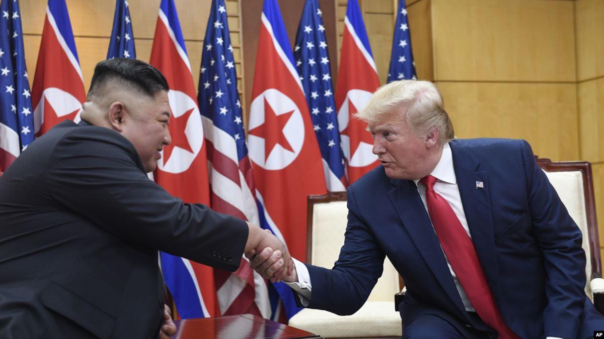 Trump'tan Kuzey Kore Lideri Kim'e: 'Hızlı Hareket Et'