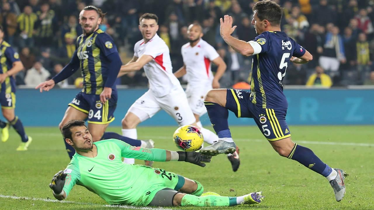 Fenerbahçe 5 – Gençlerbirliği 2 Maç Özeti İzle