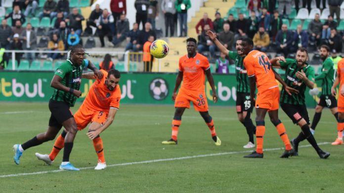 Denizlispor 1 - Başakşehir 1 Maç Özeti İzle