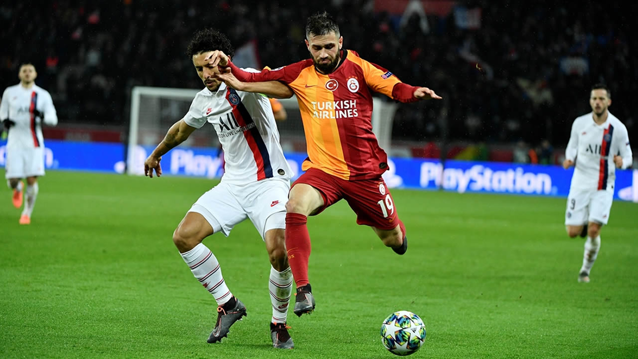 Paris Saint-Germain 5 - Galatasaray 0 Maç Özeti İzle