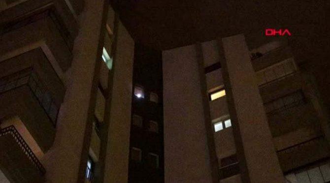 Genç kadın 11'inci kattan atlayarak intihar etti