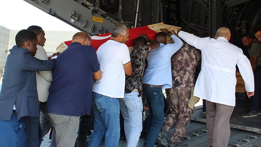 Somali'deki bombalı saldırıyı terör örgütü Şebab üstlendi!