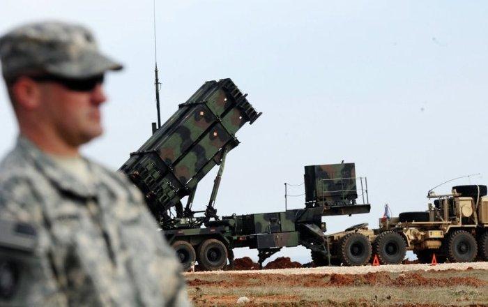 'ABD askerlerini korumak için Irak'ta Patriot sistemleri konuşlandırmayı planlıyor'